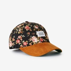 Urban Outfitters Floral Cap